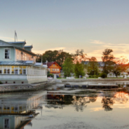 BEING STRANGERS TO OURSELVES JUNGIAN SUMMER CAMP 2017 July 27th- 30th Haapsalu, Estonia